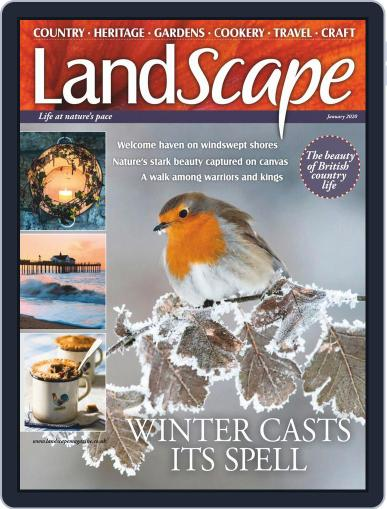 Landscape (Digital) January 1st, 2020 Issue Cover