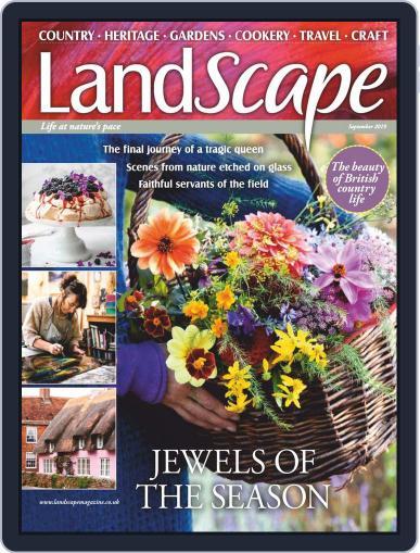 Landscape (Digital) September 1st, 2019 Issue Cover