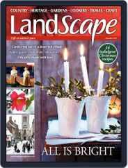 Landscape (Digital) Subscription December 1st, 2018 Issue