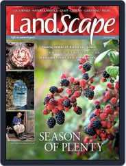 Landscape (Digital) Subscription September 1st, 2018 Issue