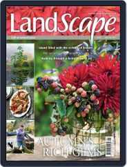 Landscape (Digital) Subscription September 1st, 2017 Issue