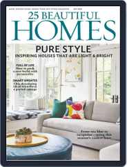 25 Beautiful Homes (Digital) Subscription July 1st, 2020 Issue