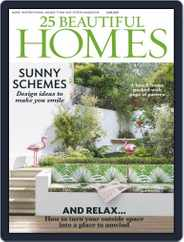 25 Beautiful Homes (Digital) Subscription June 1st, 2020 Issue