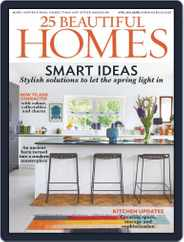 25 Beautiful Homes (Digital) Subscription April 1st, 2020 Issue