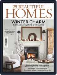 25 Beautiful Homes (Digital) Subscription January 1st, 2020 Issue