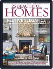 25 Beautiful Homes (Digital) Subscription December 1st, 2019 Issue