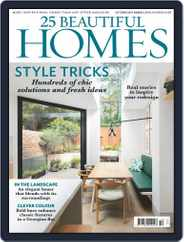 25 Beautiful Homes (Digital) Subscription October 1st, 2019 Issue