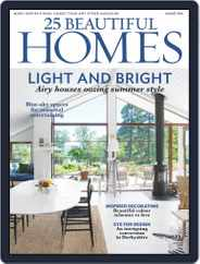 25 Beautiful Homes (Digital) Subscription August 1st, 2019 Issue