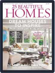 25 Beautiful Homes (Digital) Subscription July 1st, 2019 Issue