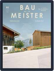 Baumeister (Digital) Subscription May 1st, 2020 Issue