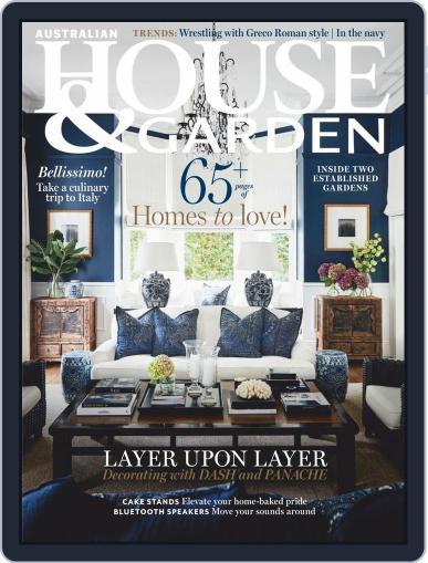 Australian House & Garden July 1st, 2020 Digital Back Issue Cover