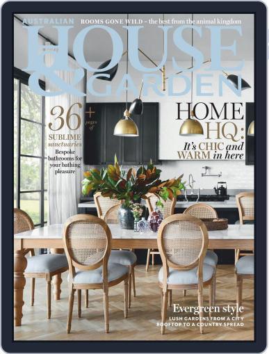 Australian House & Garden June 1st, 2020 Digital Back Issue Cover