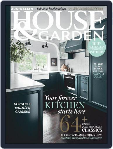 Australian House & Garden (Digital) March 1st, 2020 Issue Cover