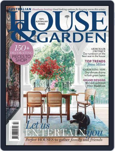 Australian House & Garden July 1st, 2019 Digital Back Issue Cover