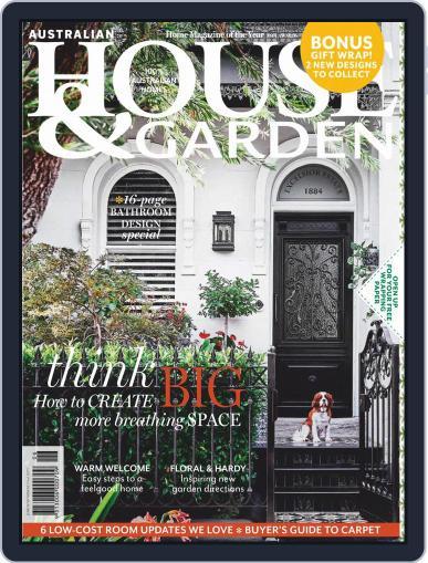 Australian House & Garden June 1st, 2019 Digital Back Issue Cover