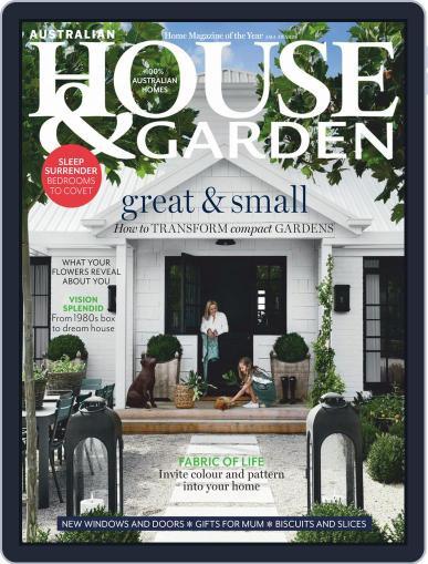 Australian House & Garden May 1st, 2019 Digital Back Issue Cover