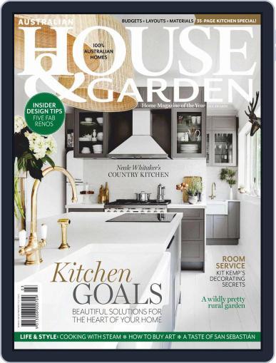 Australian House & Garden March 1st, 2019 Digital Back Issue Cover