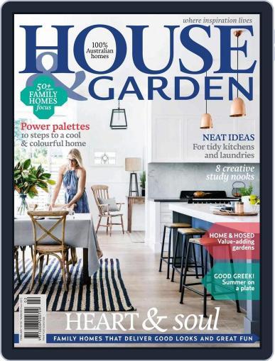 Australian House & Garden (Digital) January 3rd, 2016 Issue Cover