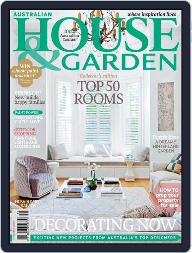 Australian House & Garden (Digital) September 6th, 2015 Issue Cover