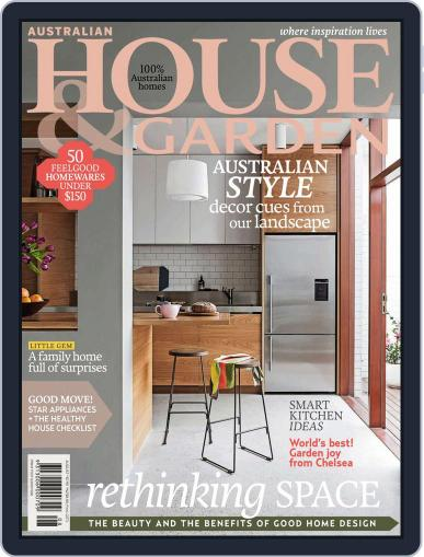 Australian House & Garden (Digital) July 4th, 2015 Issue Cover