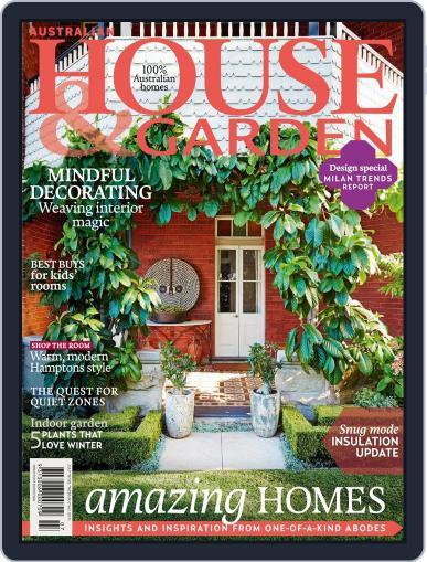 Australian House & Garden (Digital) May 31st, 2015 Issue Cover