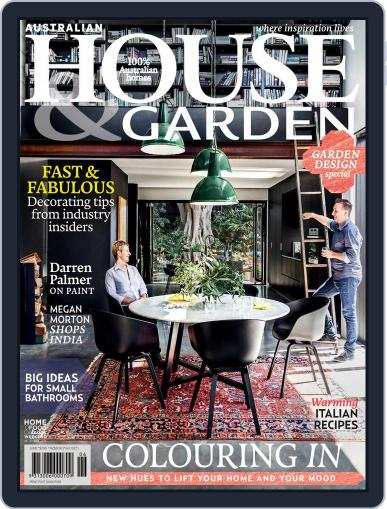 Australian House & Garden (Digital) May 2nd, 2015 Issue Cover