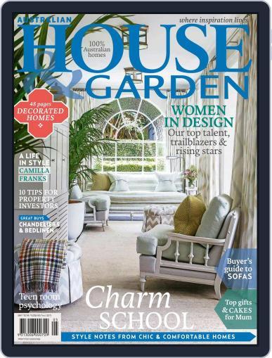 Australian House & Garden (Digital) April 5th, 2015 Issue Cover