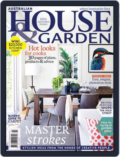 Australian House & Garden (Digital) February 2nd, 2015 Issue Cover