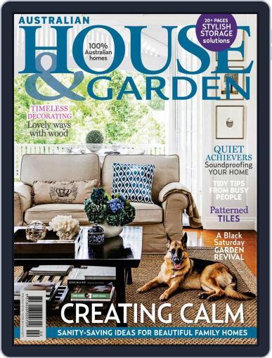 Australian House & Garden (Digital) January 31st, 2015 Issue Cover