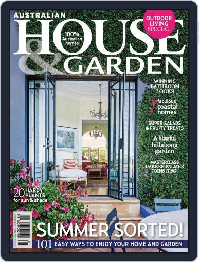 Australian House & Garden (Digital) December 1st, 2014 Issue Cover