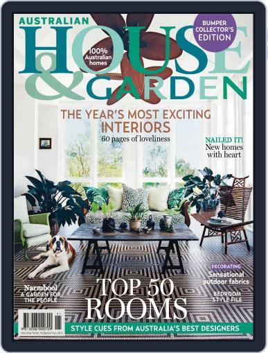 Australian House & Garden (Digital) September 29th, 2014 Issue Cover