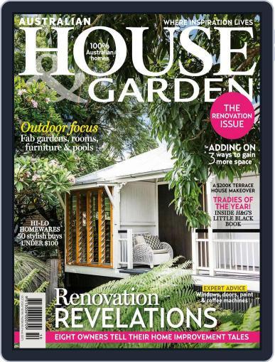 Australian House & Garden (Digital) September 7th, 2014 Issue Cover