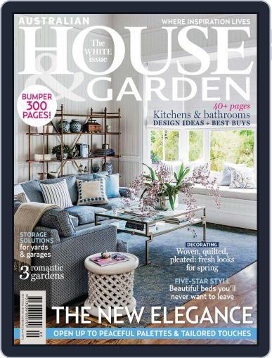 Australian House & Garden (Digital) August 3rd, 2014 Issue Cover