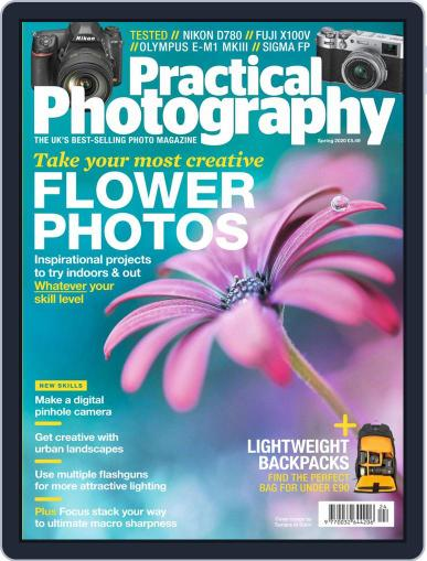 Practical Photography: Lite (Digital) April 15th, 2020 Issue Cover