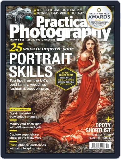 Practical Photography: Lite (Digital) April 1st, 2020 Issue Cover