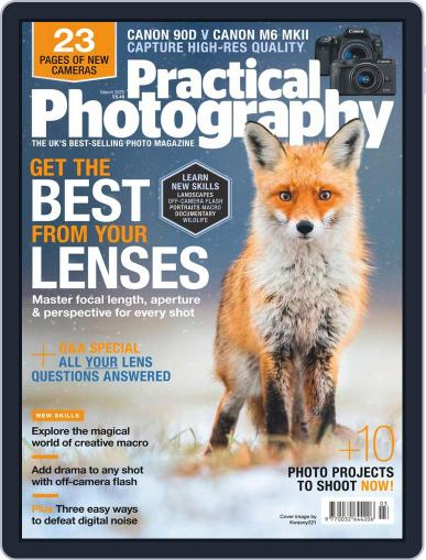 Practical Photography: Lite (Digital) March 1st, 2020 Issue Cover
