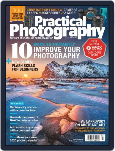 Practical Photography: Lite January 1st, 2020 Digital Back Issue Cover