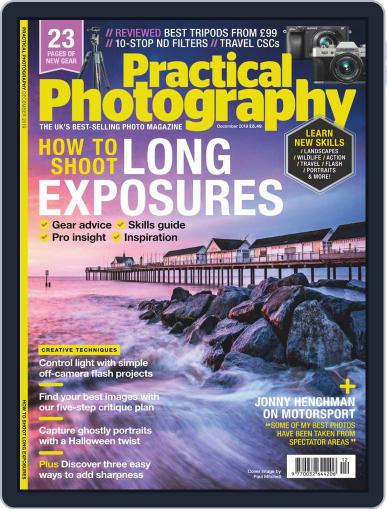 Practical Photography: Lite December 1st, 2019 Digital Back Issue Cover