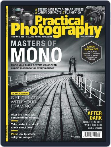 Practical Photography: Lite (Digital) November 1st, 2019 Issue Cover