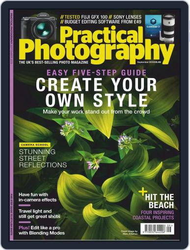 Practical Photography: Lite (Digital) September 1st, 2019 Issue Cover