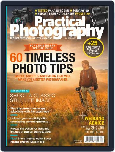 Practical Photography: Lite July 1st, 2019 Digital Back Issue Cover