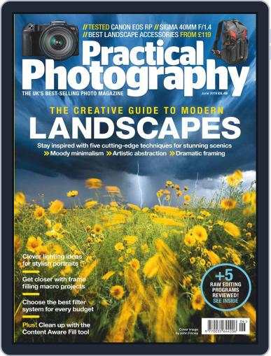 Practical Photography: Lite June 1st, 2019 Digital Back Issue Cover