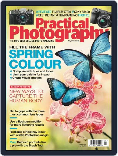 Practical Photography: Lite (Digital) May 1st, 2019 Issue Cover
