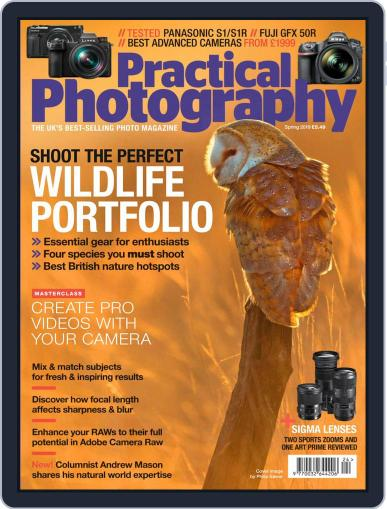 Practical Photography: Lite (Digital) April 15th, 2019 Issue Cover