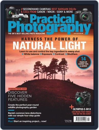 Practical Photography: Lite (Digital) April 1st, 2019 Issue Cover
