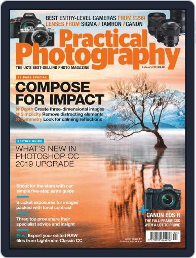 Practical Photography: Lite (Digital) February 1st, 2019 Issue Cover