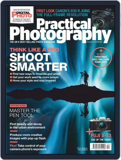 Practical Photography: Lite (Digital) December 1st, 2018 Issue Cover