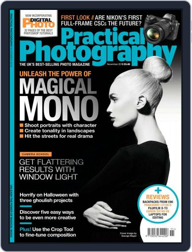 Practical Photography: Lite (Digital) November 1st, 2018 Issue Cover