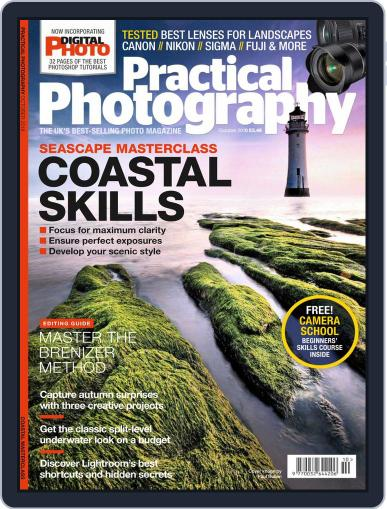 Practical Photography: Lite (Digital) October 1st, 2018 Issue Cover