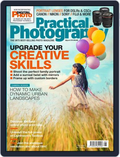 Practical Photography: Lite (Digital) August 1st, 2018 Issue Cover